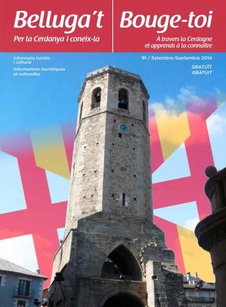 Surt el número de setembre de la revista Belluga't per la Cerdanya