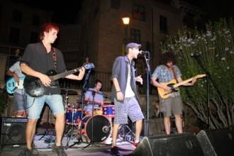 Concert dels Rastaflaires a la Plaça de Sant Pere