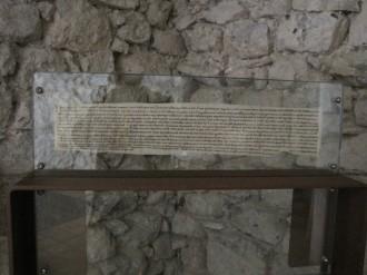 Jornades de portes obertes a l'església de Sant Serni, a Cabó