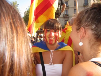 Prop de 7.500 baixmontsenyencs aniran a la V de Barcelona