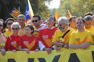 Josep M. Vila d'Abadal posa els ajuntaments al servei de la consulta del 9 de novembre