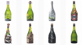 Vés a: Bombolles solidàries: 100 ampolles, 100 artistes, 100 anys de Freixenet