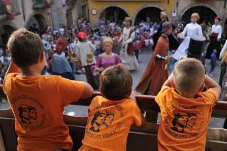 La Festa Major de Sant Joan de les Abadesses, en fotos
