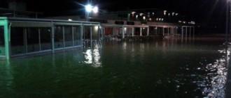 Veïns de Calafell reclamen solucions als problemes causats per la pluja