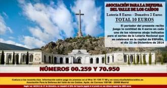 Loteria de Nadal d'El Valle de los Caídos