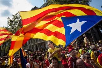 Vés a: Un 55,8% dels catalans, il·lusionats amb la independència