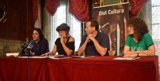 Farelo, Rigola i Sanjosex, encapçalen la programació cultural d'Olot
