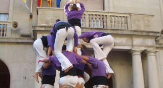 La Colla Castellera de Figueres celebra els seus 18 anys