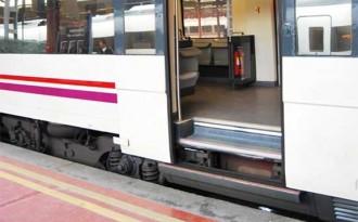 Una estació no apta per a persones amb mobilitat reduïda