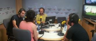 El Vendrell contra Calafell, al programa 'Els Optimistes' de Catalunya Ràdio