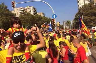 Gerard Piqué: «Estic a favor del 9-N. La gent té dret a votar»