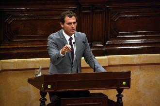 Vés a: Rivera demana eleccions i culpa Mas de la «fractura social»