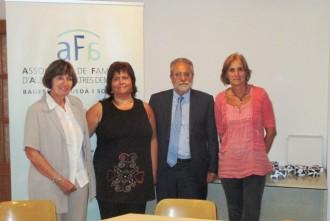 Presenten el Dia Mundial de l'Alzheimer a Solsona