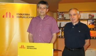 Ramon Xandri Solé, membre de la candidatura d'ERC a Solsona