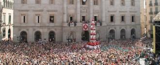 Barcelona limitarà l'accés a Sant Jaume a les diades de la Mercè
