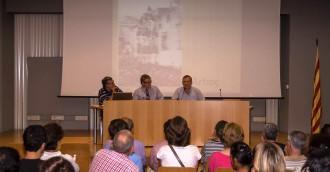 Els Xiquets de Tarragona presenten la web de l'Arxiu Fotogràfic