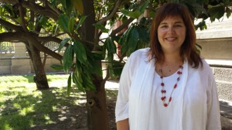 Núria Ventura: «Al PSC continuen sent quatre els que decidixen d'esquenes a la militància»