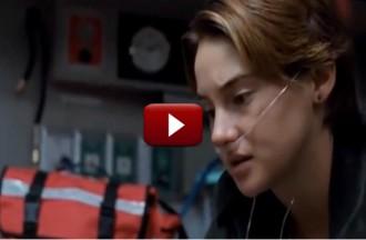 Escena emotiva eliminada de 'Bajo la misma estrella' [Vídeo]