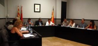 L'Aldea s'avança i aprova la moció de suport a la convocatòria del 9-N