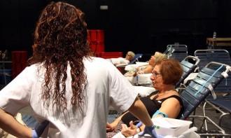 Tarragona, líder en donació de sang