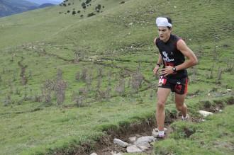 El santjoaní Eric Moya es queda a tocar de la victòria a la Taga 2040