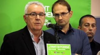 Sis partits d'esquerres envien una carta a Rajoy perquè no veti el 9-N