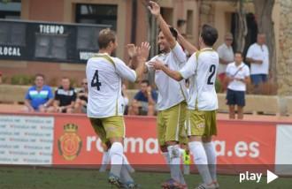 El CF Reus goleja a Mallorca