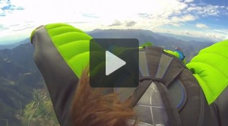 Mireia Miró salta «sobre» l'Ultra Pirineu