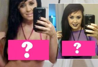 Així és la noia que s'ha operat per posar-se 3 pits [FOTOS]
