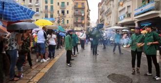 La pluja obliga a cancel·lar la festa major petita a Reus
