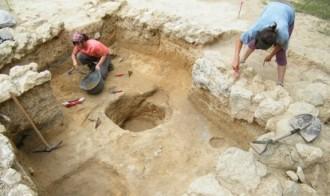 Vés a: Troben un celler del segle III aC al jaciment de Font de la Canya