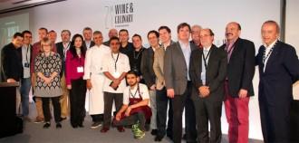 Vés a: Els millors experts del món del vi al II Wine & Culinary International Forum