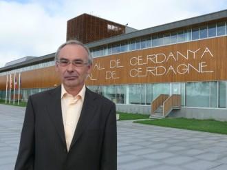 """Jordi Gassió: """"L'Hospital Transfronterer és únic a Europa"""""""