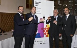 Torna «Hotels amb DO» per poder tastar els Premis Vinari