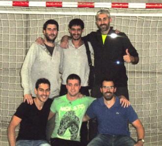 L'Olius Solmèdic, campió de la Supercopa comarcal de futbol sala