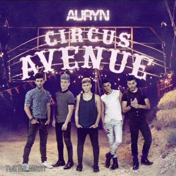 El nou disc d'Auryn, arribarà a les botigues el pròxim 30 de setembre