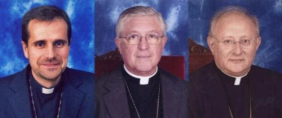 Els bisbes d'Eivissa i de Solsona, candidats a substituir Piris al bisbat de Lleida