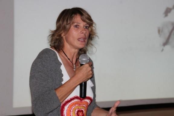 Araceli Segarra: «Més enllà de la part esportiva, intento passar-m'ho bé»
