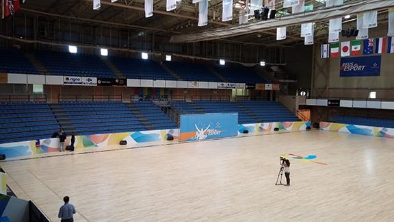 El pavell ol mpic ultima els detalls - Pavello olimpic reus ...