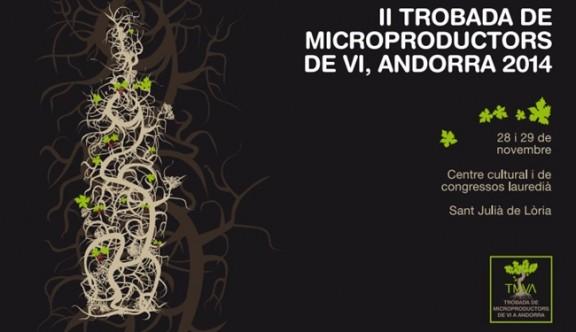 Vadevi: II Jornades de Microproductors de Vi