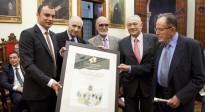 Terrassa lliura la Medalla de la Ciutat a l'Institut Industrial