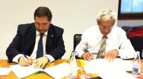 El CTFC i l'Associació d'Entitats Locals Propietàries Forestals de Catalunya (ELFOCAT) acorden seguir dinamitzant el sector forestal públic