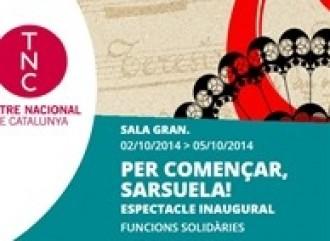 La DO Catalunya acompanyarà la primera estrena del TNC