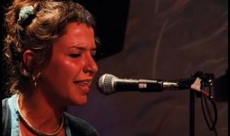 Mabel Flores, a l'Espaguetteria de Terrassa
