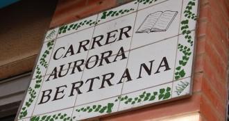 El Berguedà només té tres carrers dedicats a dones, segons l'ICD