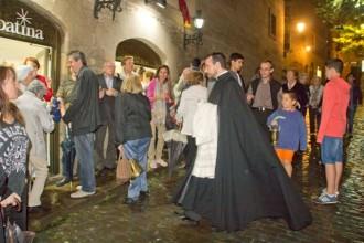 Expectació a la inauguració de La Sabatina