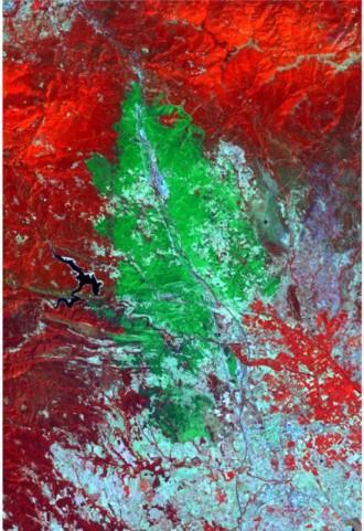 Vés a: Un servidor cartogràfic permet quantificar els efectes dels incendis sobre les masses forestals